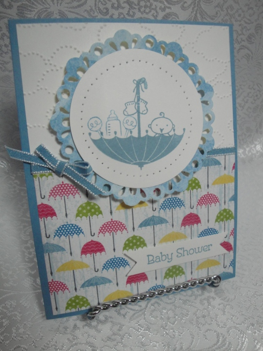 Baby Showerwww.stampwithbee.com